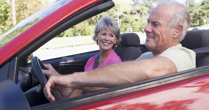 Car Hire for Senior Drivers South West England