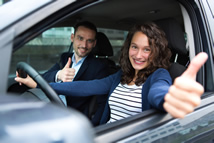Young Driver Car Hire Exeter